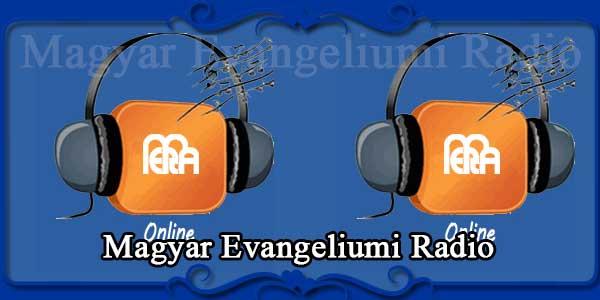 Magyar Evangeliumi Radio