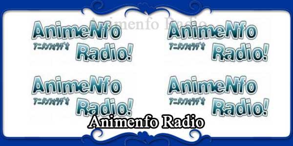 Animenfo Radio