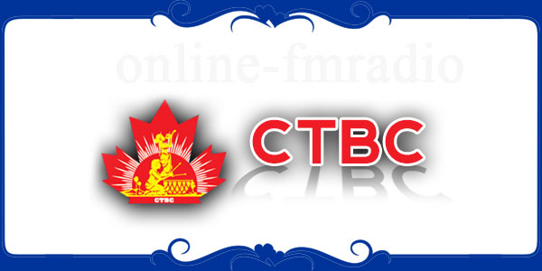 CTBC Radio logo