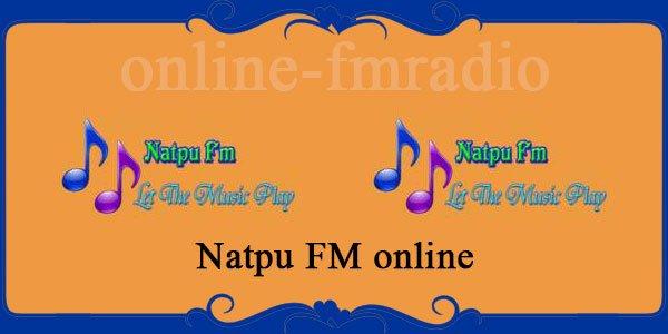Natpu FM online