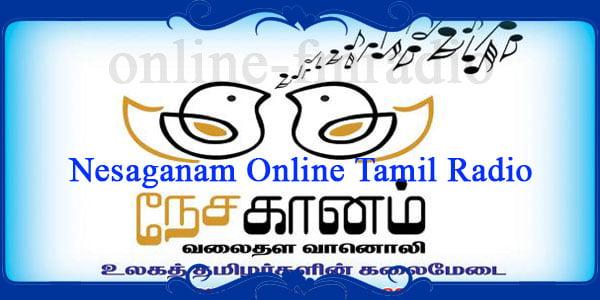 Nesaganam Online Tamil Radio