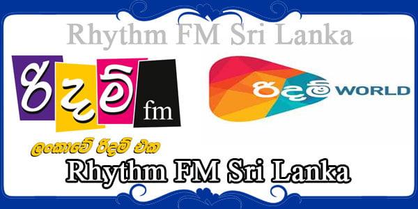 Rhythm FM Sri Lanka