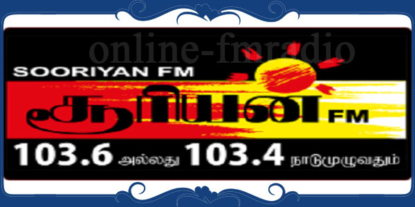 Sooriyan FM Radio