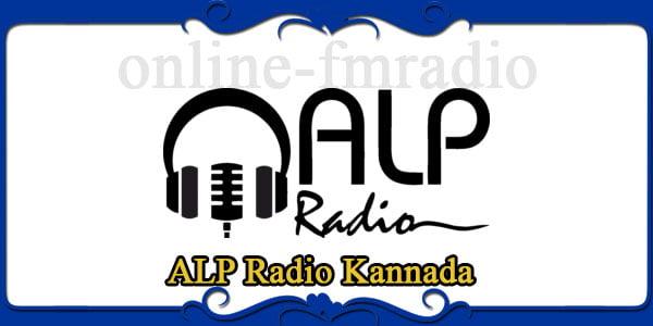 ALP Radio Kannada