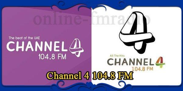 Channel-4-104.8-FM