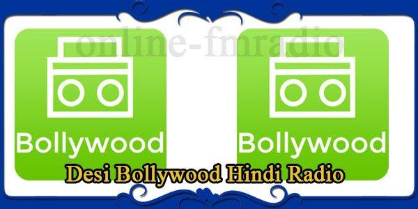 Desi Bollywood Hindi Radio