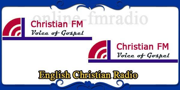 English Christian Radio