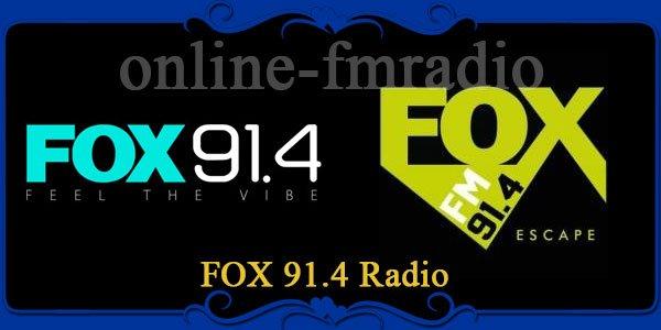 FOX-91.4-Radio