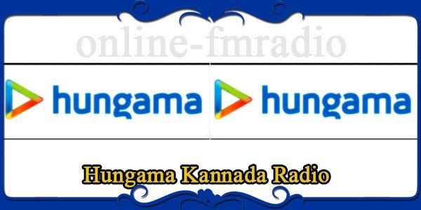Hungama Kannada Radio