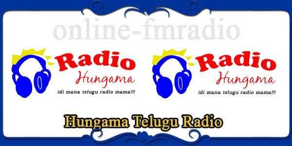 Hungama Telugu Radio