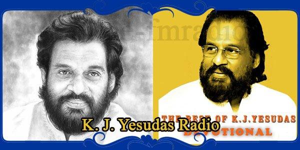 K J Yesudas Radio   24 Hours Online Streaming Melodies songs