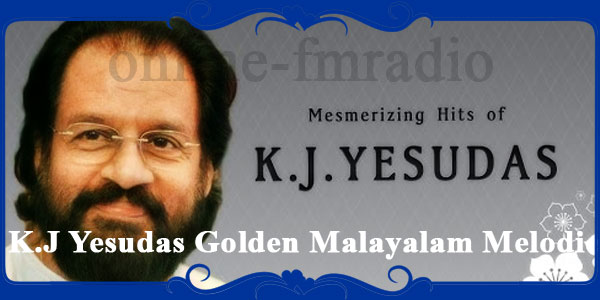 K.J Yesudas Golden Malayalam Melodie