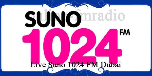 Live Suno 1024 FM Dubai