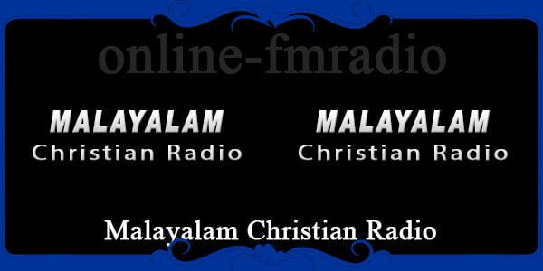 Malayalam Christian Radio