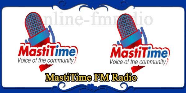 MastiTime FM Radio