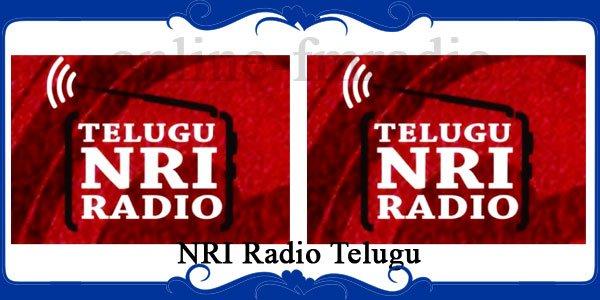 NRI Radio Telugu