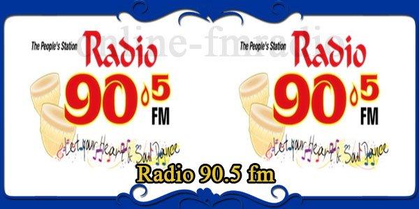 Radio 90.5fm
