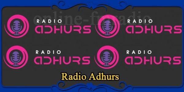 Radio Adhurs