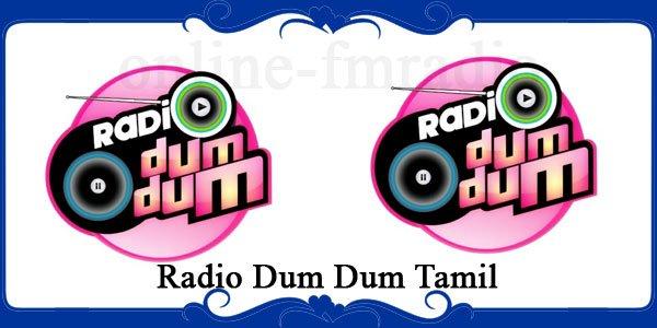 Radio Dum Dum Tamil