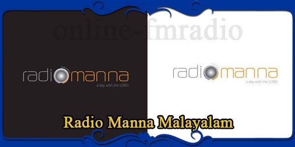 Radio Manna Malayalam