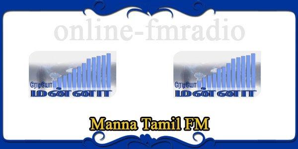 Radio Manna Tamil FM
