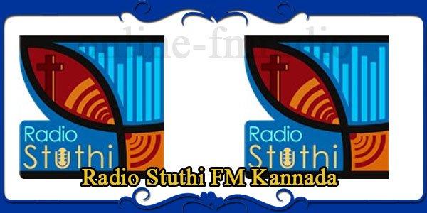 Radio Stuthi FM Kannada