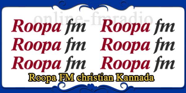 Roopa FM christian Kannada