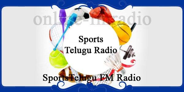 Sports Telugu FM Radio