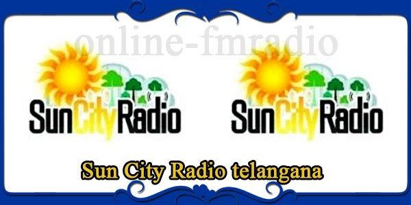 Sun City Radio telangana