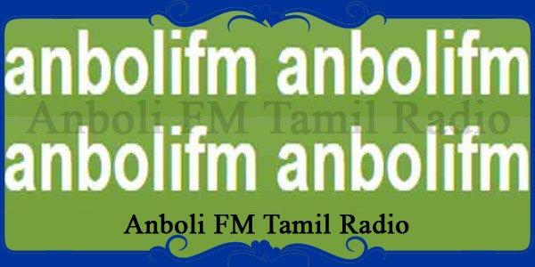 Anboli FM Tamil Radio