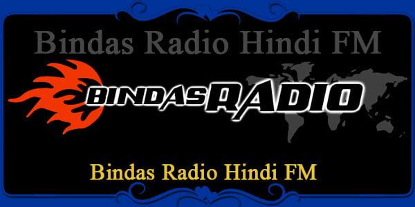Bindas Radio Hindi FM