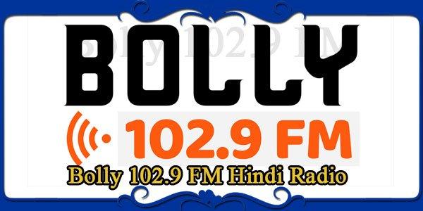 Bolly 102.9 FM Hindi Radio