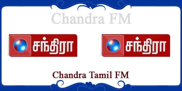 Chandra Tamil FM