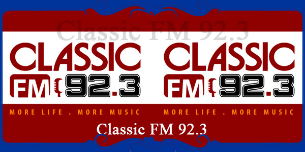 Classic FM 92.3