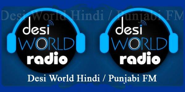 Desi World Hindi Punjabi FM
