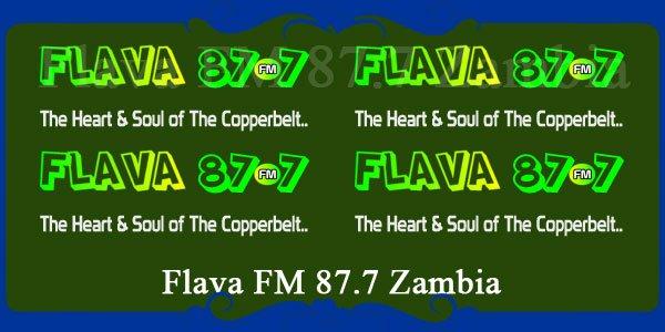 Flava FM 87.7 Zambia
