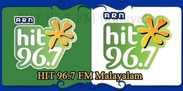 HIT 96.7 FM Malayalam