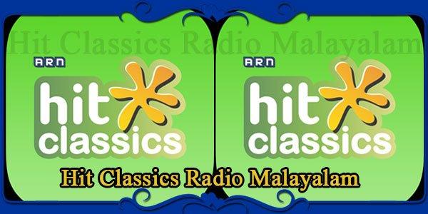 Hit Classics Radio Malayalam