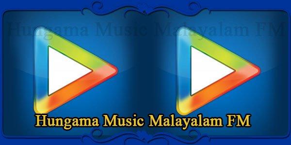 Hungama Music Malayalam FM