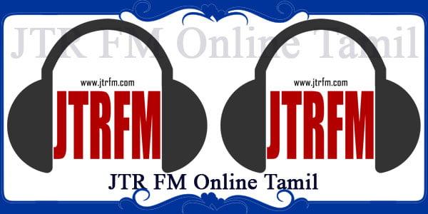 JTR FM Online Tamil