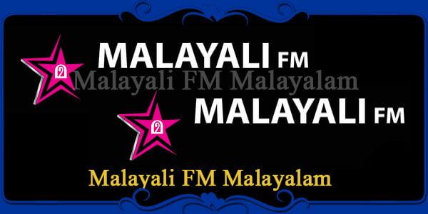 Malayali FM Malayalam