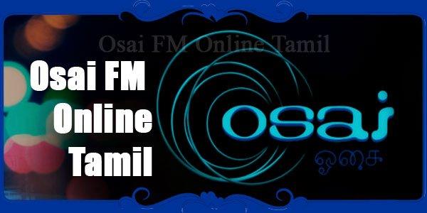 Osai FM Online Tamil