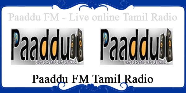 Paaddu FM Tamil Radio