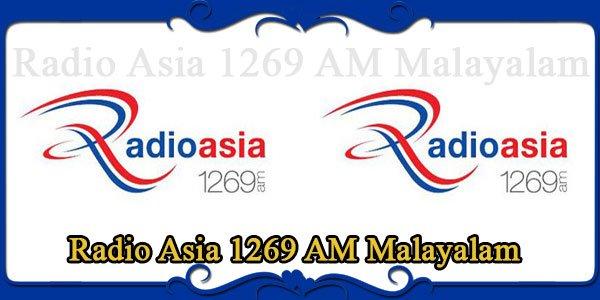 Radio Asia 1269 AM Malayalam