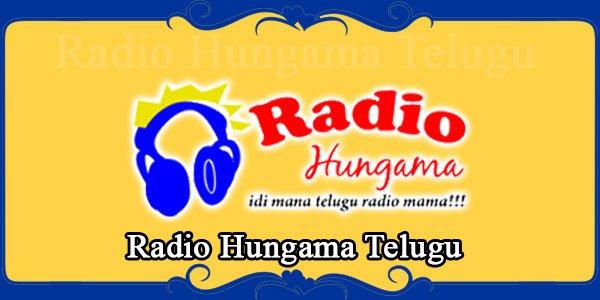 Radio Hungama Telugu