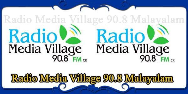 Radio Media Village 90.8 Malayalam