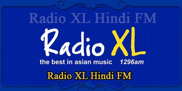 Radio XL Hindi FM