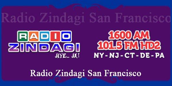 Radio Zindagi San Francisco