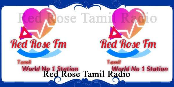 Red Rose Tamil Radio