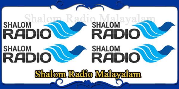 Shalom Radio Malayalam